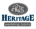 Heritage Wedding Barns Logo